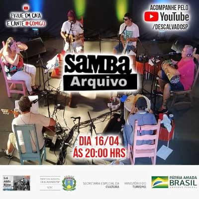 Foto: Roda de Samba do Grupo