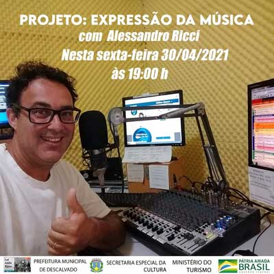 Projeto: Expressão da Música