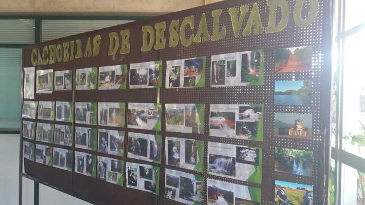 Fotos de cachoeiras de Descalvado estão em exposição até junho