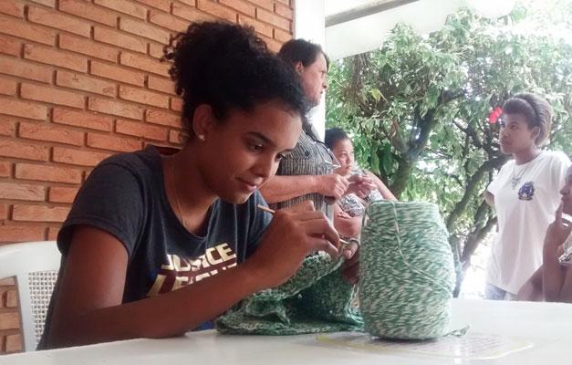 Foto: Secretaria de Assistência Social dá início a mais um ano do 'Programa Ação Jovem'