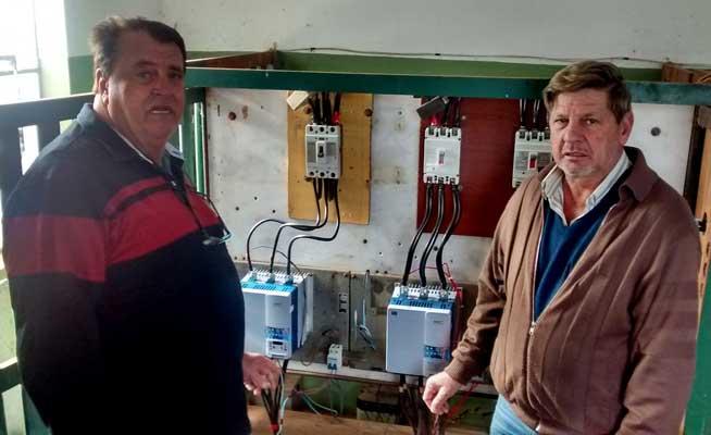 Foto: Semarh continua investindo na modernização do sistema de abastecimento de água