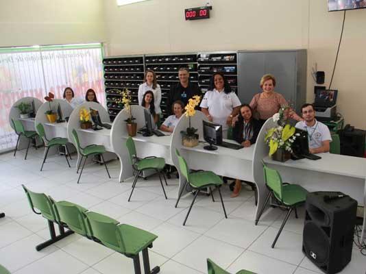 Becão e Luiz Carlos inauguram a nova Farmácia Municipal