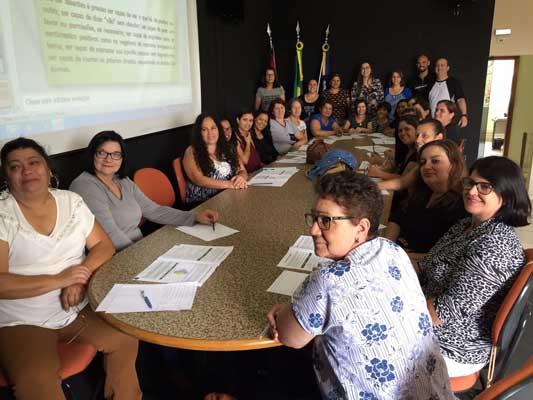 Foto: Secretaria de Educação e Cultura promove formação para os profissionais da área