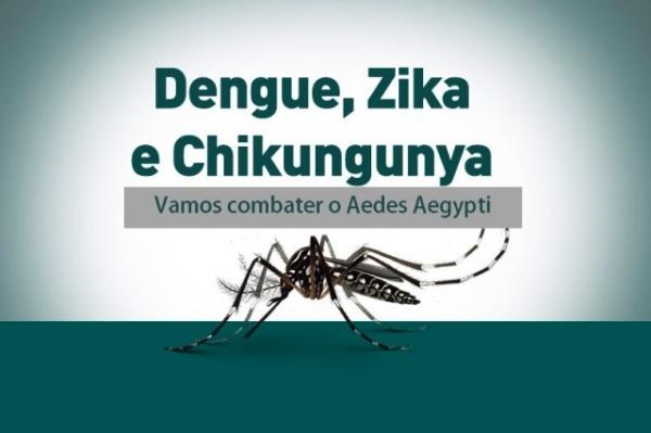 Controle de Vetores participa da 'Semana Nacional de Combate ao Aedes Aegypti'