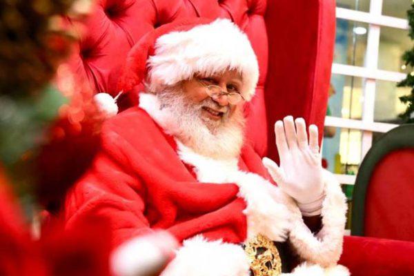 Foto: Prefeitura prepara uma grande festa para a chegada do Papai Noel