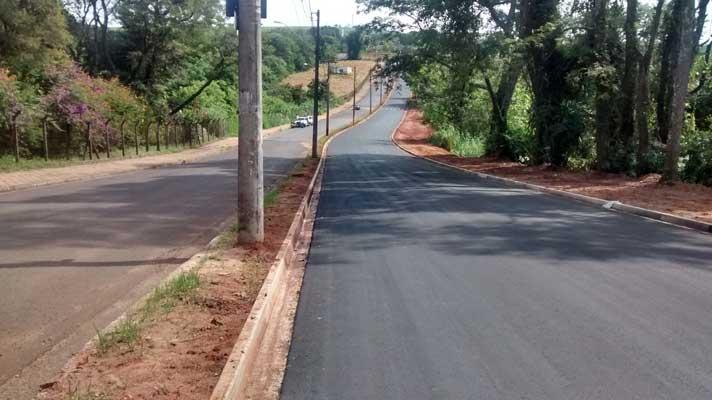Secretaria de Obras se manifesta sobre problema em asfalto da Rua Mário Bonitátibus