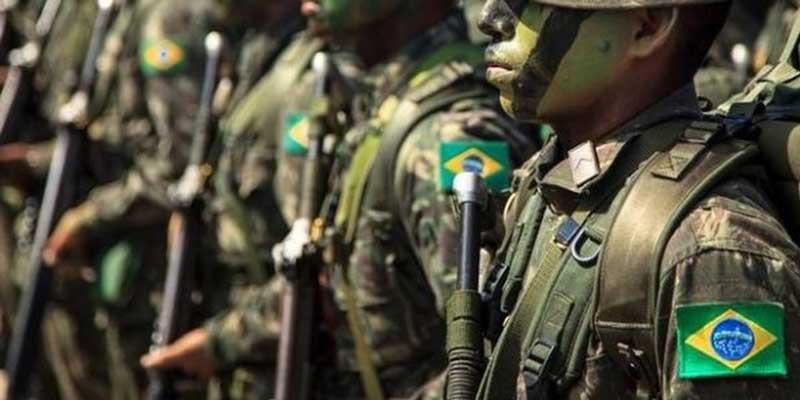 Exército convoca reservistas para atualizar dados cadastrais